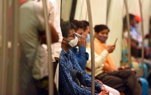 Delhi Metro, public transport, Uber, Covid