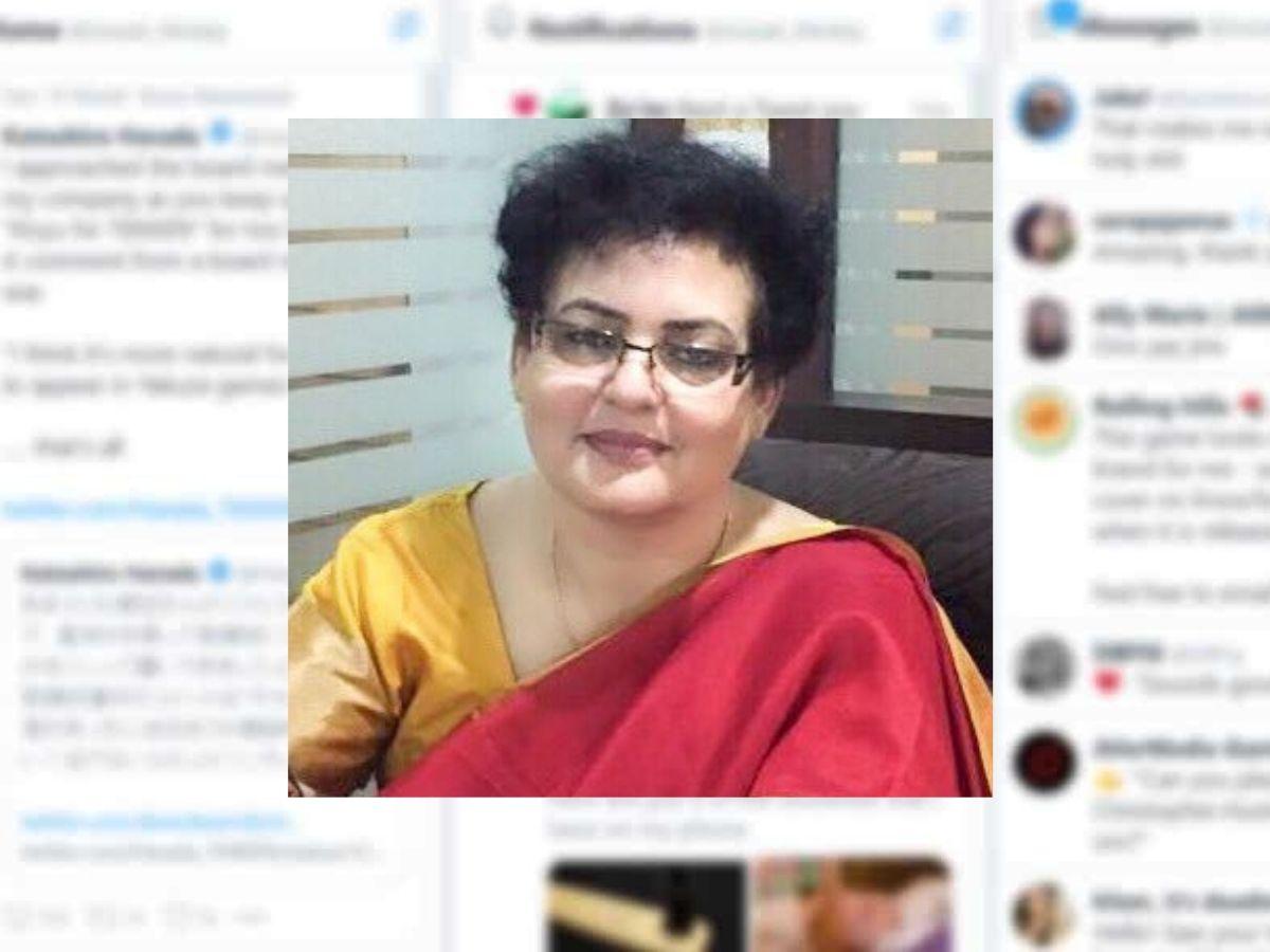 trending, twitter, NCW, Rekha Sharma
