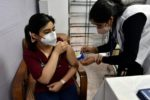 Only half of those vaccinated in Delhi return for round 2