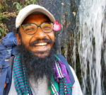 Along river banks: this environmentalist walks to document lives