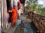 Delhi slum residents struggle to stay afloat amid monsoon