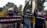 'Want to access libraries and practical equipment' say students demanding reopening of Jamia