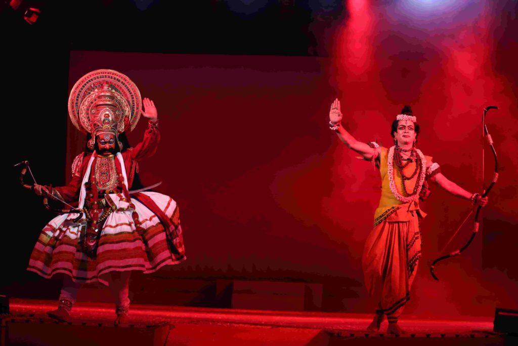 Shriram Bharatiya Kala Ramlila Padamshri Mrs Shobha Deepak Singh