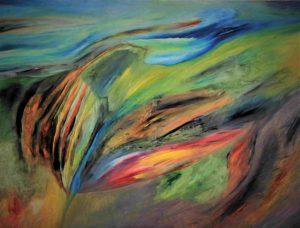 Triveni Kala Sangam presents soulscapes  Shridharani Gallery October 11 - 20