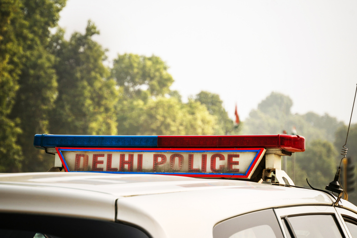Pakistani national was arrested Laxmi Nagar Delhi