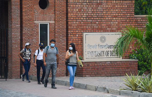 Delhi University admissions cut offs lists